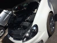Mk6 VW golf GTI 2.0T 210bhp engine