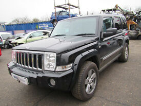2006 JEEP COMMANDER BREAKING FOR SPARES REFERENCE 050383