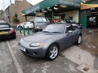 Mazda MX-5 1.8i CONVERTABLE FULL MOT 2007 63000MLS EXCELLENT