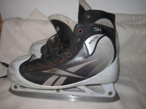 Senior Goalie Skates Size 7, 8½, & 9½