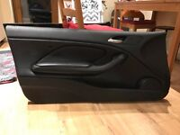 Bmw e46 coupe door cards