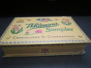 Vintage Sampler Chocolate Box