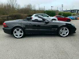 image for 2011 Mercedes-Benz SL Class SL 350 2dr Tip Auto CONVERTIBLE Petrol Automatic