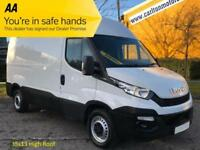 """2015/ 64 Iveco Daily 35S13 High roof panel 3520mm van """"new shape"""""""