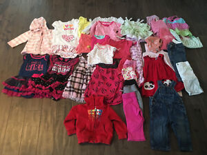 Baby girl size 6-12M