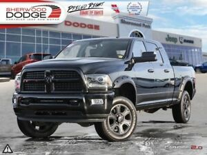 2015 Ram 3500 Laramie  HEAT/COOL SEATS|NAV|REMOTE START|LEATHER|