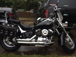 2007 Yamaha V Star 650 for sale