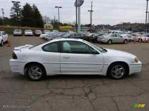 2001 2dr Pontiac Grand AM