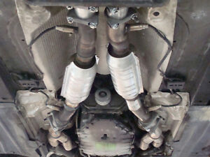 BMW 540i Exhaust Magnaflow Catalytic Converter-$300 each