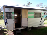 1986 Millard caravan Buxton Bundaberg Surrounds Preview