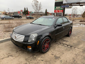 CERTIFIED  2006 CADILLAC CTS HI FEATURE V6,FULLY LOADED,SUNROOF.