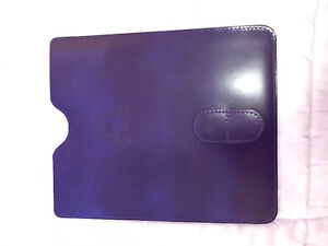 Italian Leather iPad and iPhone Cases from Florence, Italy