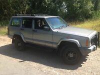 Jeep cherokee 4x4 diesel
