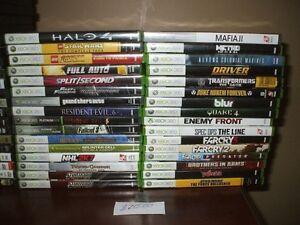32 XBox 360 Games