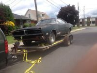 1969 Dodge Charger SE Xtreme Resto Project Edition - Compl Car