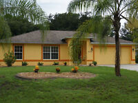 Charming 3 Bedroom Villa in Tranquil Setting in North Port