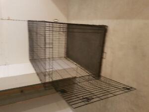 Très grande cage pour animaux