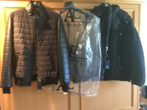 BRAND NEW MENS CASUAL JACKETS