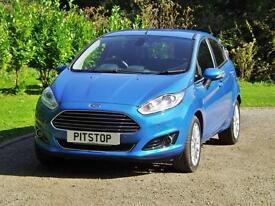 Ford Fiesta 1.6 Titanium X 5dr PETROL AUTOMATIC 2013/13