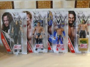 WWE Then Now Forever figure 6 inch