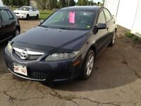 2007 MAZDA 6  LOADED LOOKS AND RUNS GREAT
