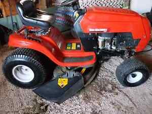 Brand new ride on lawn tractor