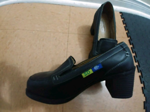 Hush Puppies Women Safety Shoes CSA