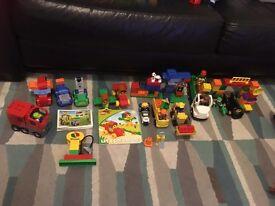 Big bundle of children's Lego duplo
