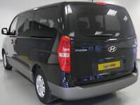 2017 Hyundai i800 2.5 CRDi SE 5dr Auto Diesel black Automatic