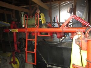 Balthes Harvester/sprayer
