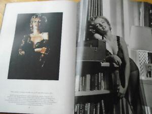 livre de  Marilyn Monroe et les caméras/ 152 photographies