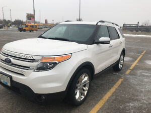 2012 Ford Explorer Limited SUV, Crossover