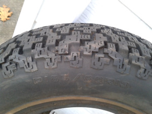 Snow tires p185/80r13 80.00 for pair