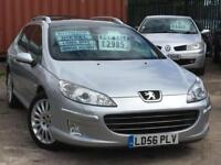 2006 PEUGEOT 407 SW Executive Hdi Sw 2.7 Auto