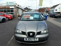 2005 SEAT Ibiza 1.4 Sport 5-Door From £1,495 + Retail Package Hatchback Petrol M