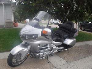 2013 Honda Goldwing for sale