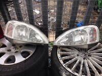 Vauxhall corsa combo Opel c headlights