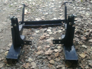 Western plow UltraMount for Dodge Ram 1500 (2009 or newer)