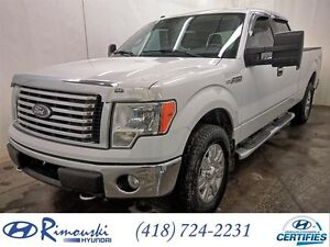 Ford F-150 SuperCrew XLT XTR 5.4 2010