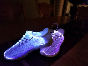 Light up shoes!!
