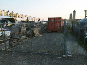 Outdoor Space with Sea Land Container MIDTOWN TORONTO