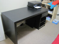 Very Gently Used IKEA Malm Desk