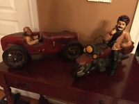 Collectibles- Car and Motorcycle