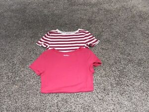 2 Ladies Old Navy T-Shirts