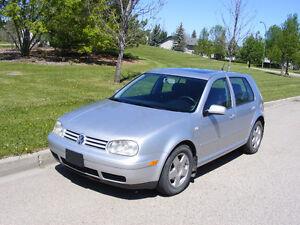 2004 Volkswagen Golf Hatchback 60 MPG