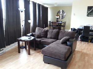 Amazing commuter location. , lovely furnished 1 bedroom UNIT