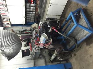 496 stroker BBC engine