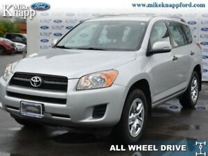 2012 Toyota RAV4 Base  AWD,Low Mileage