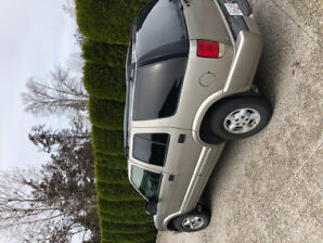 2003 Trail Blazer! In great working condition with 4x4