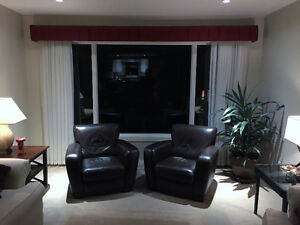 Picture Window Treatments